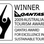 Australian Tourism Awards 2009 - Qantas Award for Excellence in Sustainable Tourism