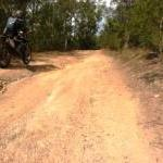 Unlicensed and illegal trail bike riding on Crown Land - warning signs are not sufficient to manage protected areas